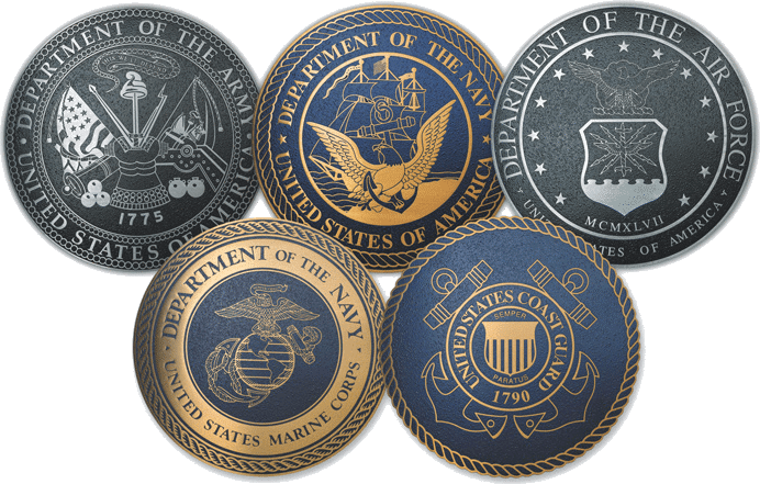 seals of the united states armed forces